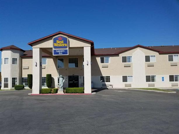 Best Western Liberty Inn Delano