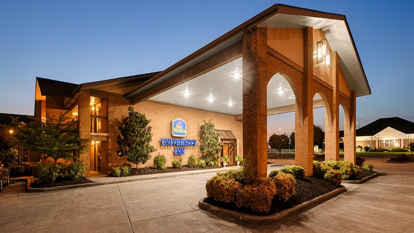 Best Western University Inn Murray