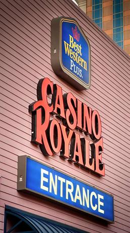 Best Western Plus Casino Royale