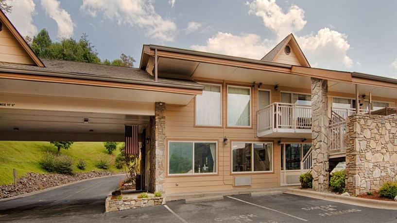 BEST WESTERN Smoky Mountain Inn
