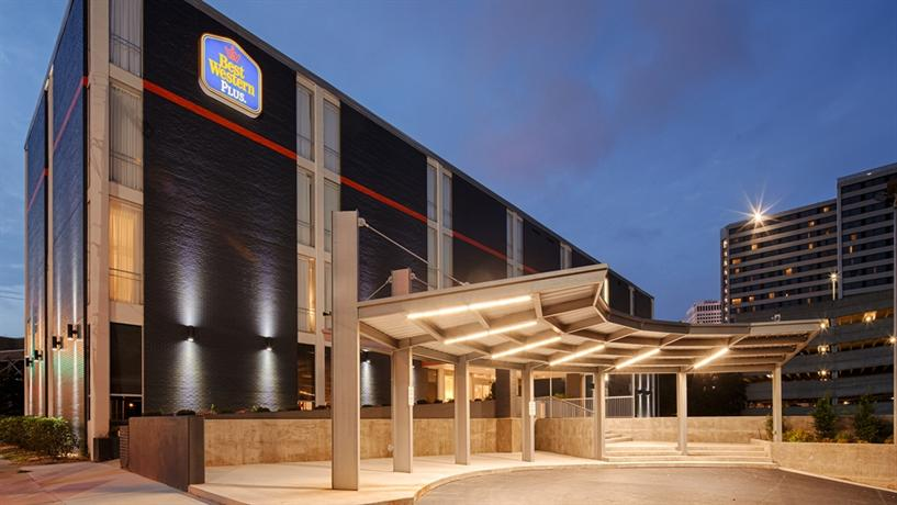 Best Western Plus Downtown Tulsa route 66 Hotel