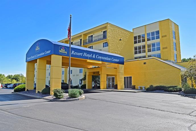 BEST WESTERN Resort Hotel and Conference Center