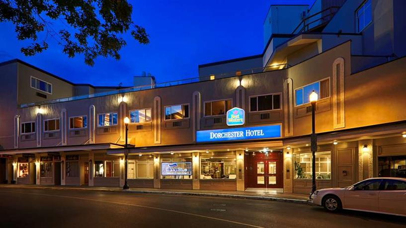 Best Western Plus Dorchester Hotel Canada