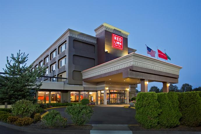 Red Lion Hotel Tacoma Rooms