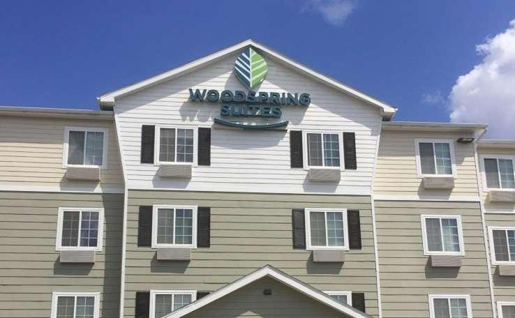 WoodSpring Suites Jackson South