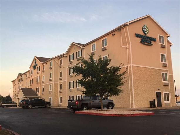 WoodSpring Suites Shreveport Bossier City