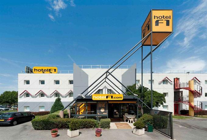 Hotelf1 Crosne Creteil