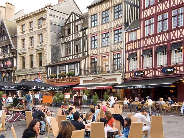 Ibis Budget Rouen Centre Rive Gauche Ex Etap Hotel
