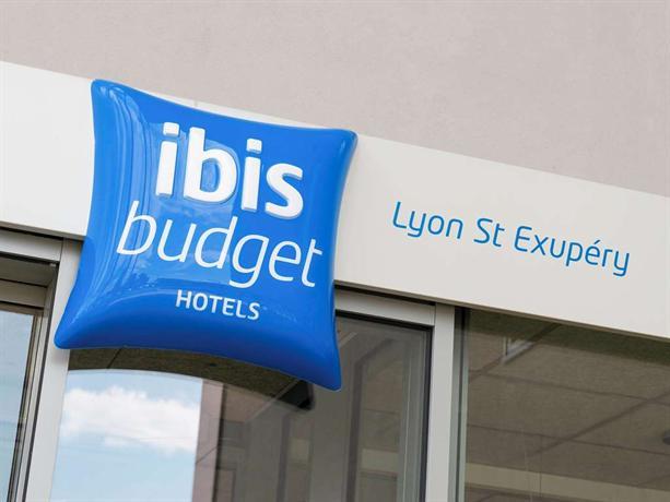 Ibis Budget Aeroport Lyon Saint Exupery