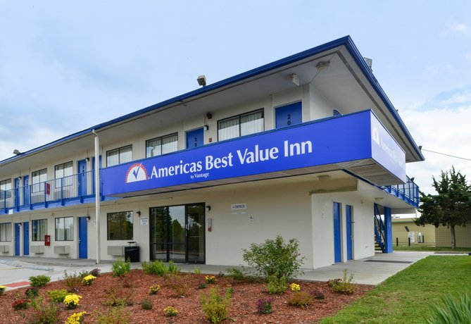 Americas Best Value Inn Anderson Indiana
