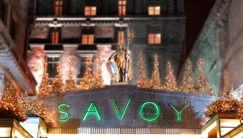 Savoy Hotel London