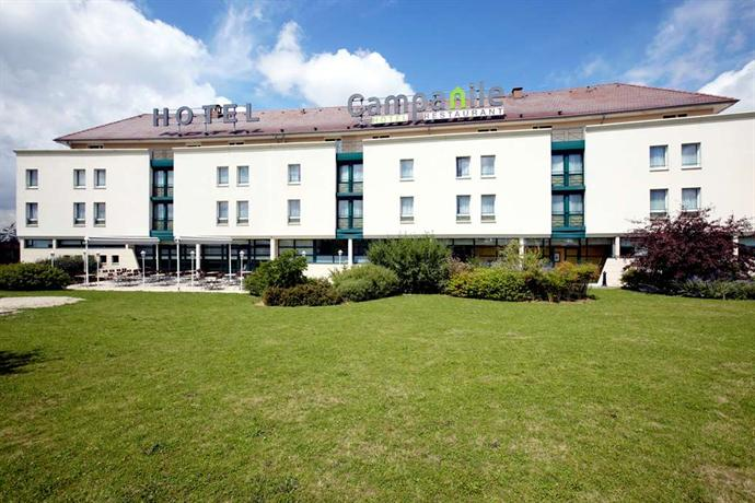 Hôtel Campanile Marne La Vallée - Bussy-Saint-Georges