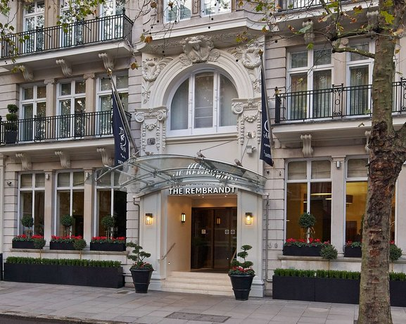 Rembrandt Hotel London
