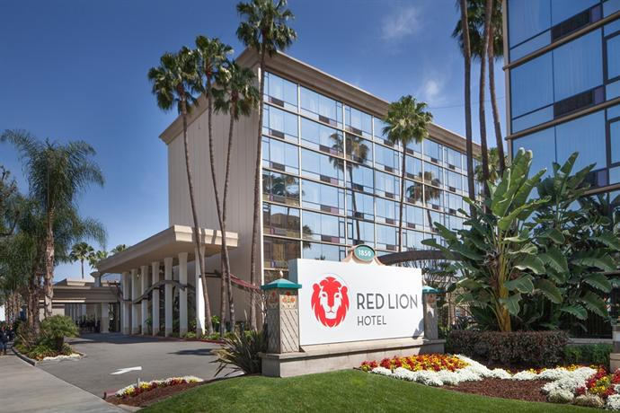 Red Lion Hotel Anaheim - Compare Deals