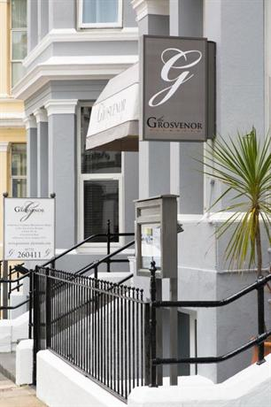 The Grosvenor Hotel Plymouth England