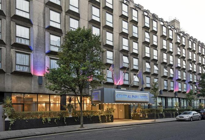 Central Park Hotel London Queensborough Terrace