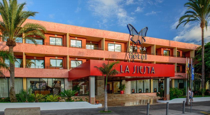 Rooms At Hotel La Siesta Tenerife
