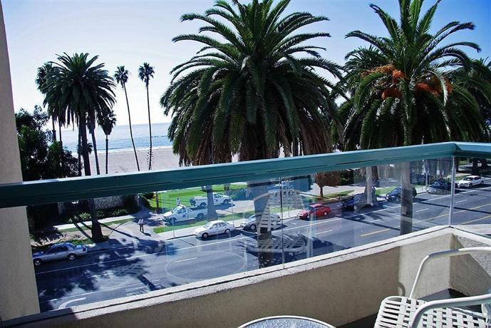 About Ocean View Hotel Santa Monica