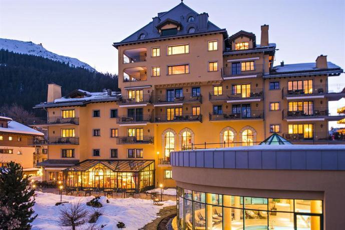 Hotel Vereina