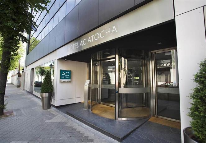 AC Hotel Atocha A Marriott Luxury & Lifestyle Hotel