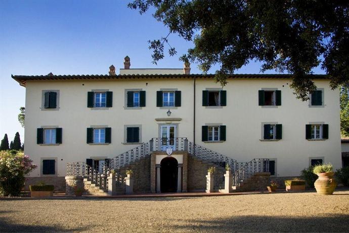 Telefono Villa Aurea Cortona