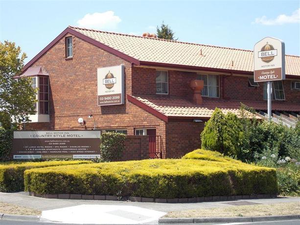 Bell Motel Melbourne