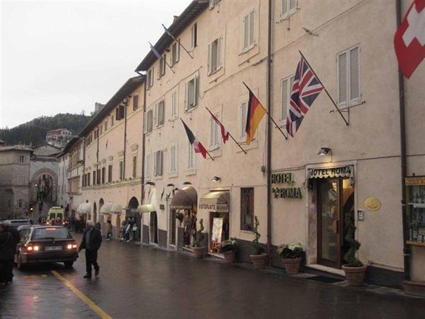 Hotel Roma Assisi