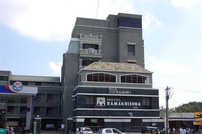 Hotel Rama Krishna Tiruvannamalai
