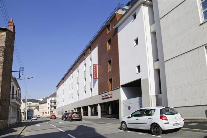 odalys appart 39 hotel lorgeril rennes compare deals. Black Bedroom Furniture Sets. Home Design Ideas