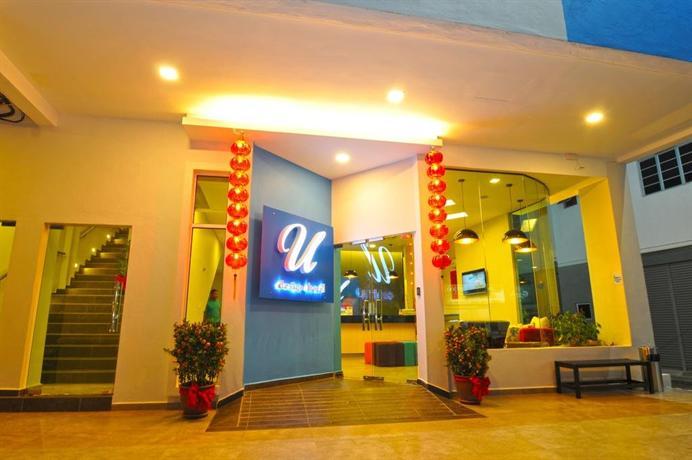 U design hotel mentakab die g nstigsten angebote for Design hotels angebote