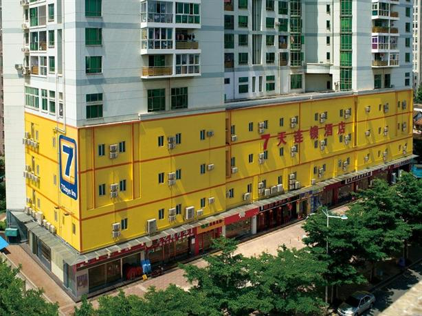 Find Hotel In Yongding River