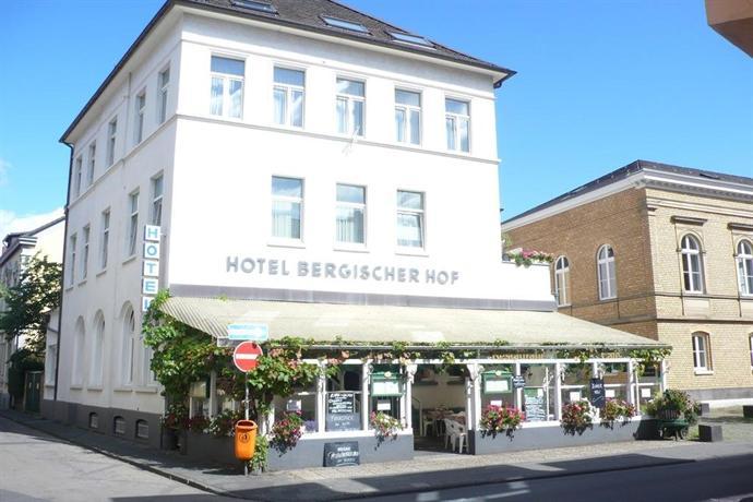 Hotel Bergischer Hof Konigswinter