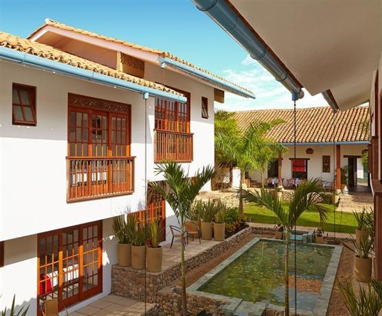 Hotel Casa Blanca Guaduas