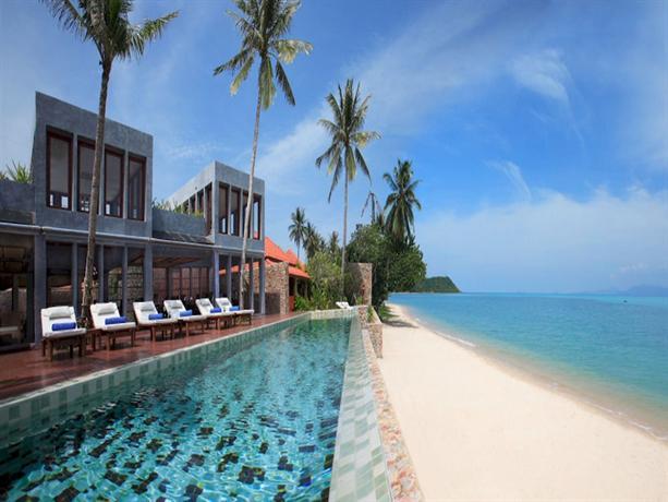 Prana beach villas bophut comparez les offres - Complexe mandala beach villas koh samui en thailande ...
