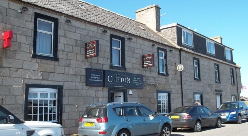 Clifton Hotel Lossiemouth