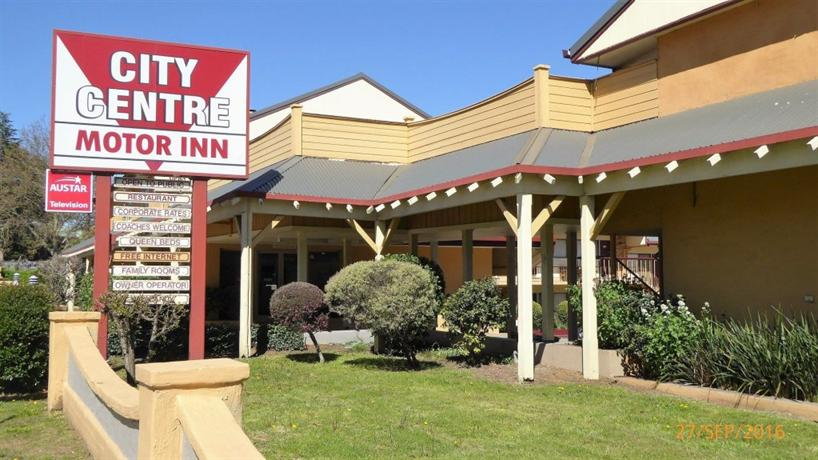 city centre motor inn armidale compare deals