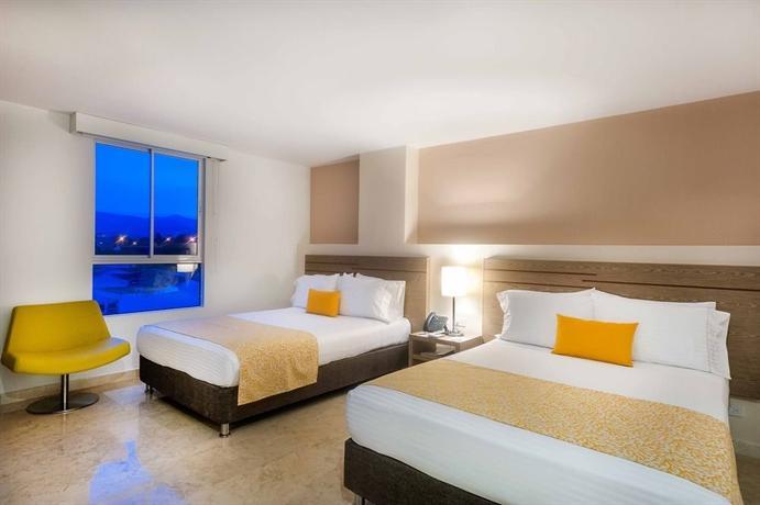 Hotel ms ciudad jardin cali compare deals for Hotel ciudad jardin