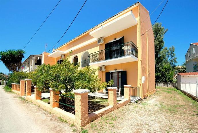 Katerina Apartments Acharavi Corfu Island