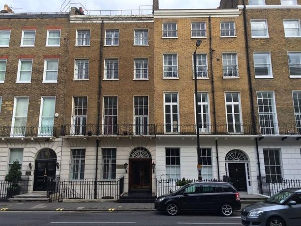 Continental Hotel London Baker Street