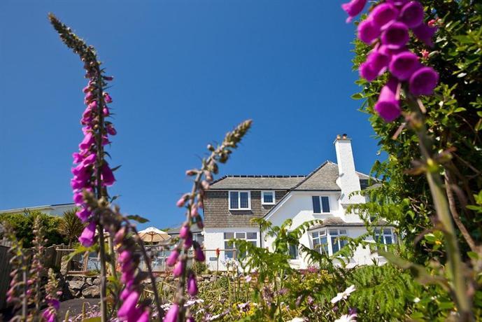 Beachcroft hotel carbis bay webcam
