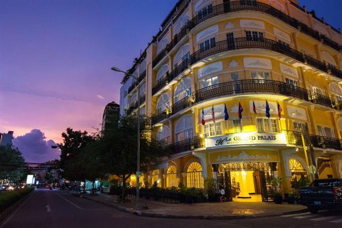 Grand Palais Boutique Hotel Phnom Penh