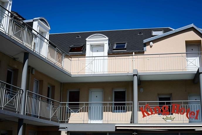 King hotel port en bessin huppain comparez les offres - King hotel port en bessin ...