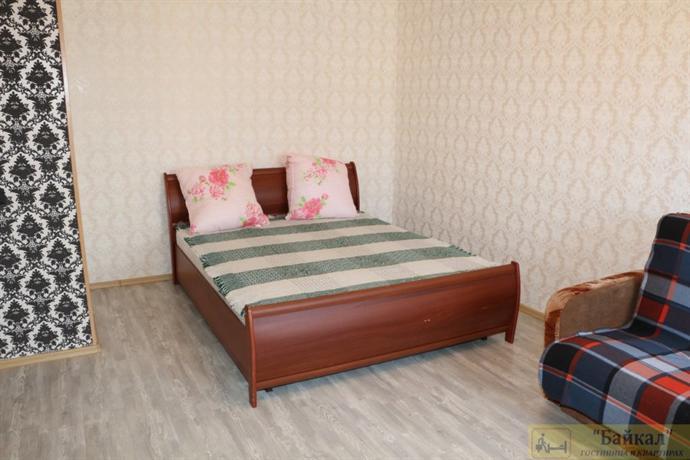 Baikal Apartments Central