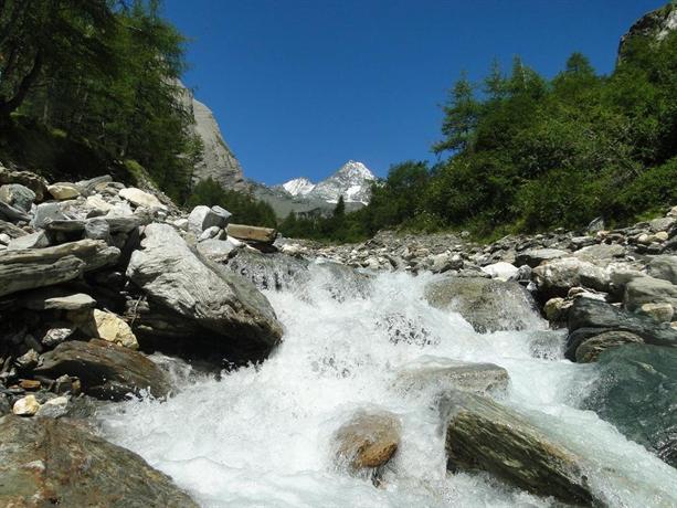 La Cascade Kals am Grossglockner