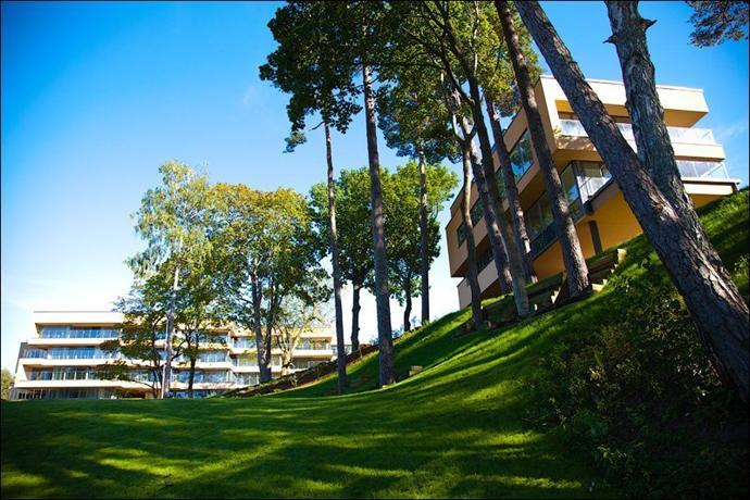Saules club apart hotel saulkrasti die g nstigsten angebote for Corse appart hotel