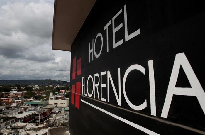Hotel Florencia Poza Rica