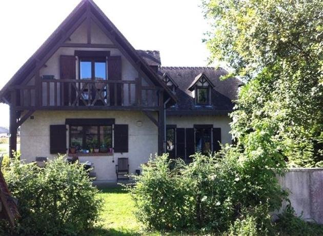 Maison Normande Route De Paris