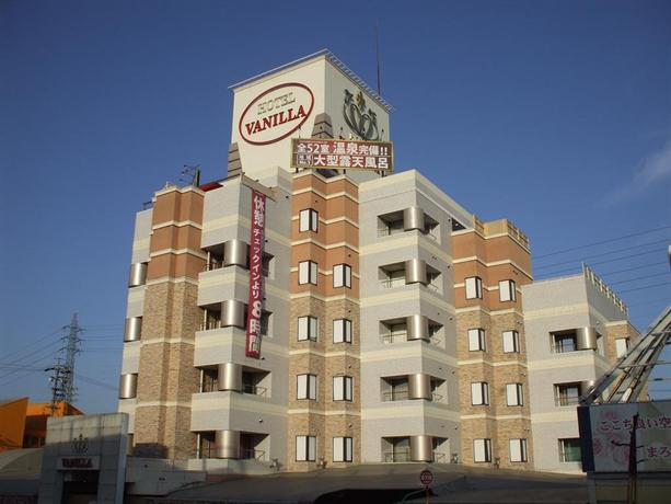 Hotel Vanilla Komaki