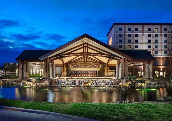 Choctaw casino pocola 16