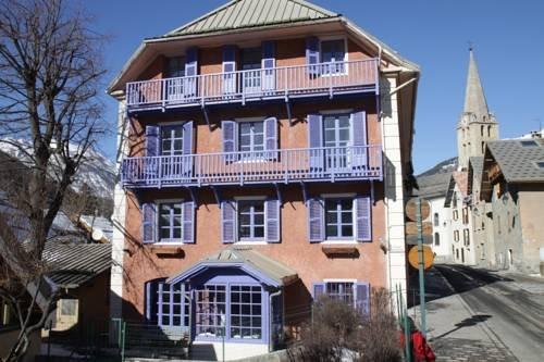 Hotel St Chaffrey
